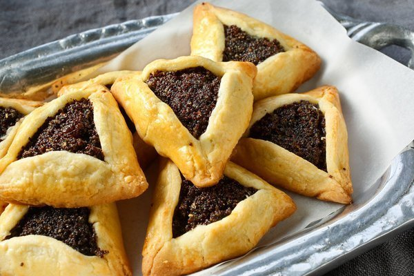 Hamantaschen (cookie style) of Sara Meyer - Recipefy