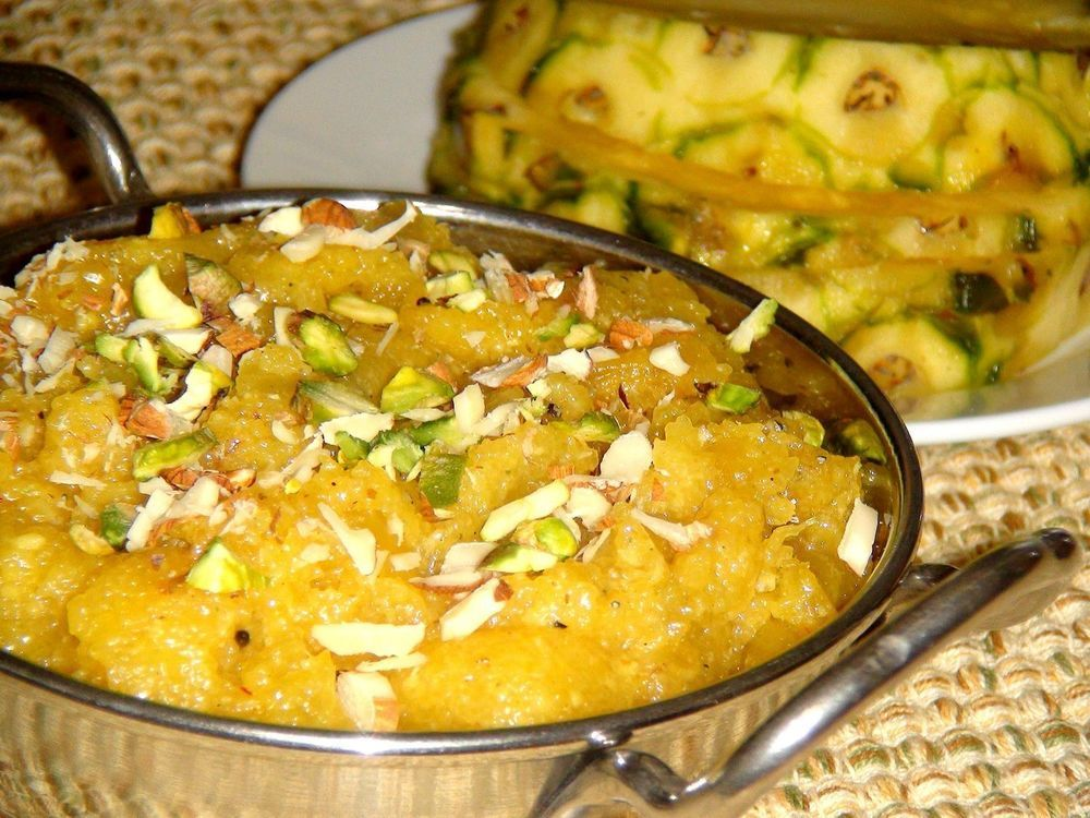 Pineapple Halwa Recipe of Mithra - Recipefy