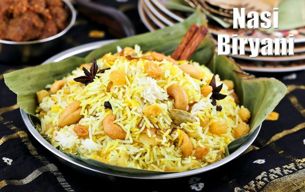Nasi Biryani Recipe of Mithra - Recipefy