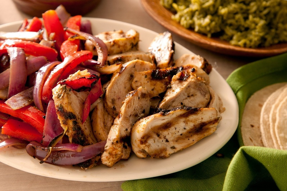 Chipotle Chicken Fajitas Recipe of Mithra - Recipefy