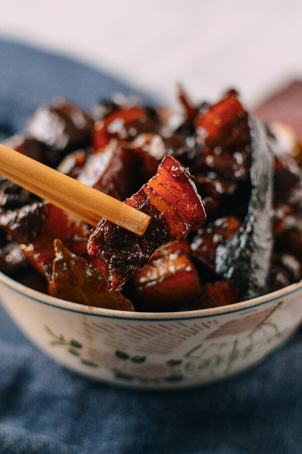 CHAIRMAN MAO'S RED BRAISED PORK BELLY of michelle - Recipefy