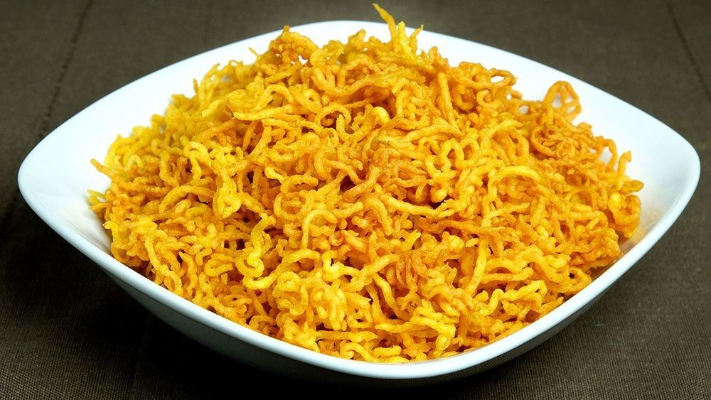 Aloo Bhujia Sev Recipe of Mithra - Recipefy