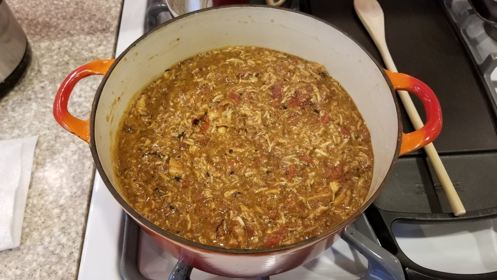 J. Gumbo's Drunken Chicken of Luke Funfar - Recipefy