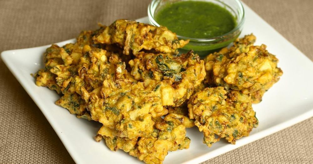 Mix Veg Pakora Recipe of Mithra - Recipefy