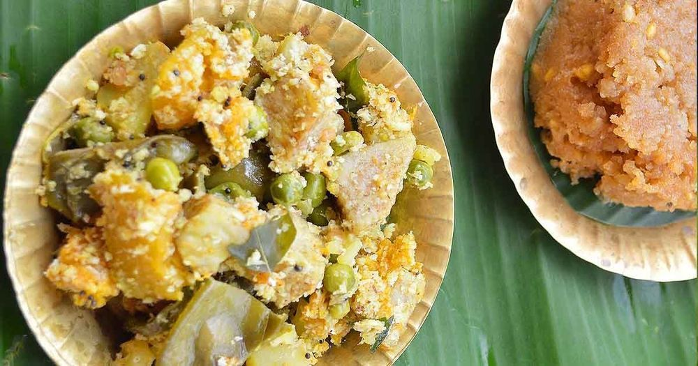 Thiruvadhirai Poduthuval Recipe of Mithra - Recipefy
