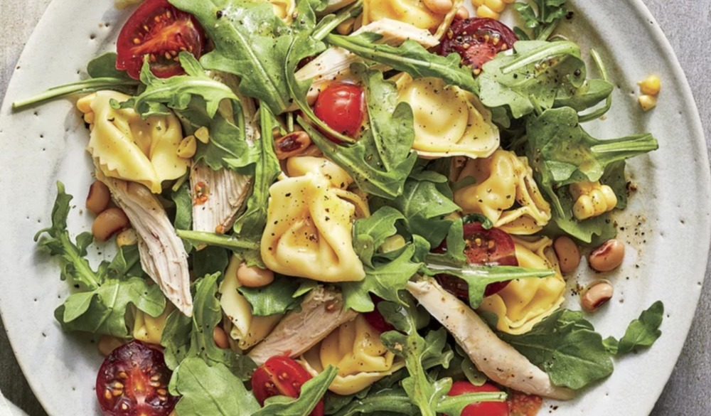 Chicken Tortellini Salad of Schalene Dagutis - Recipefy