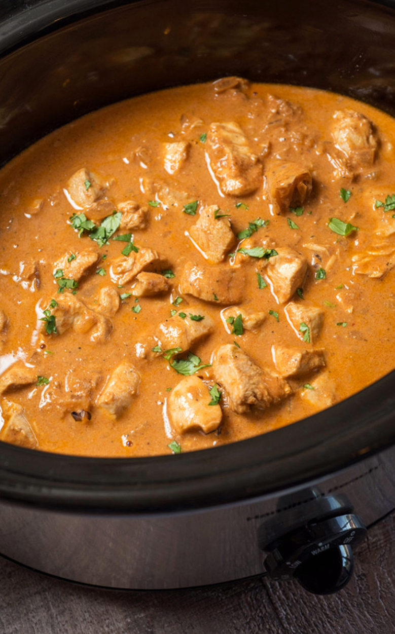 Slow Cooker Butter Chicken of Michele Poole - Recipefy
