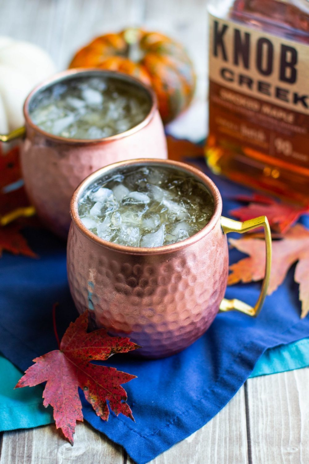 Maple Bourbon Moscow Mule of Sara Meyer - Recipefy