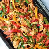 Sheet%20pan%20chicken%20fajitas